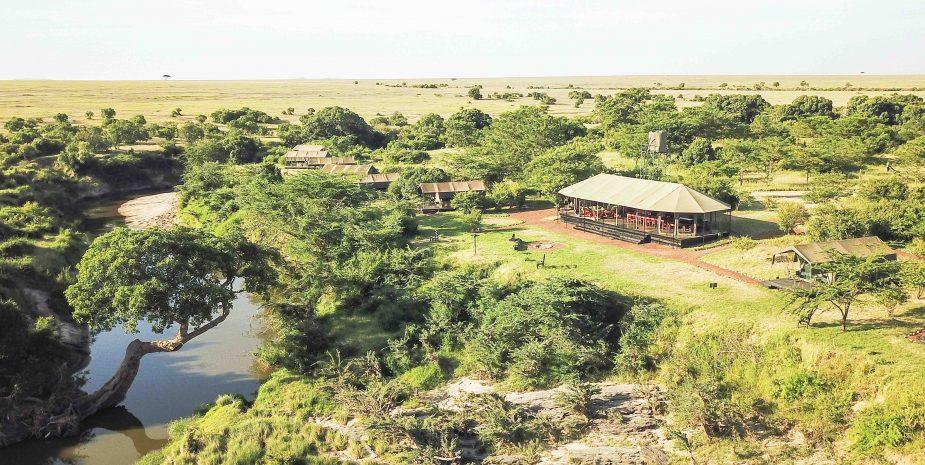 Julia River Camp Кения Вест Тревел Груп